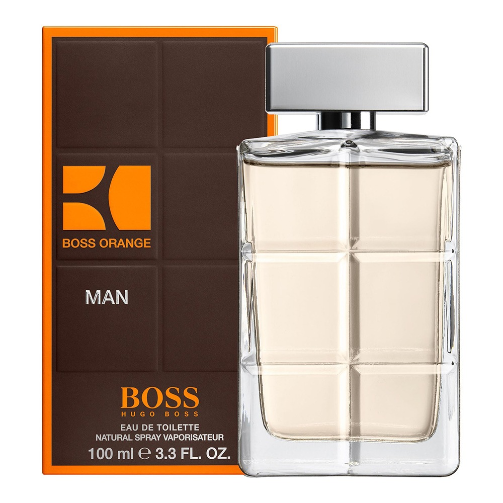 boss orange perfume men