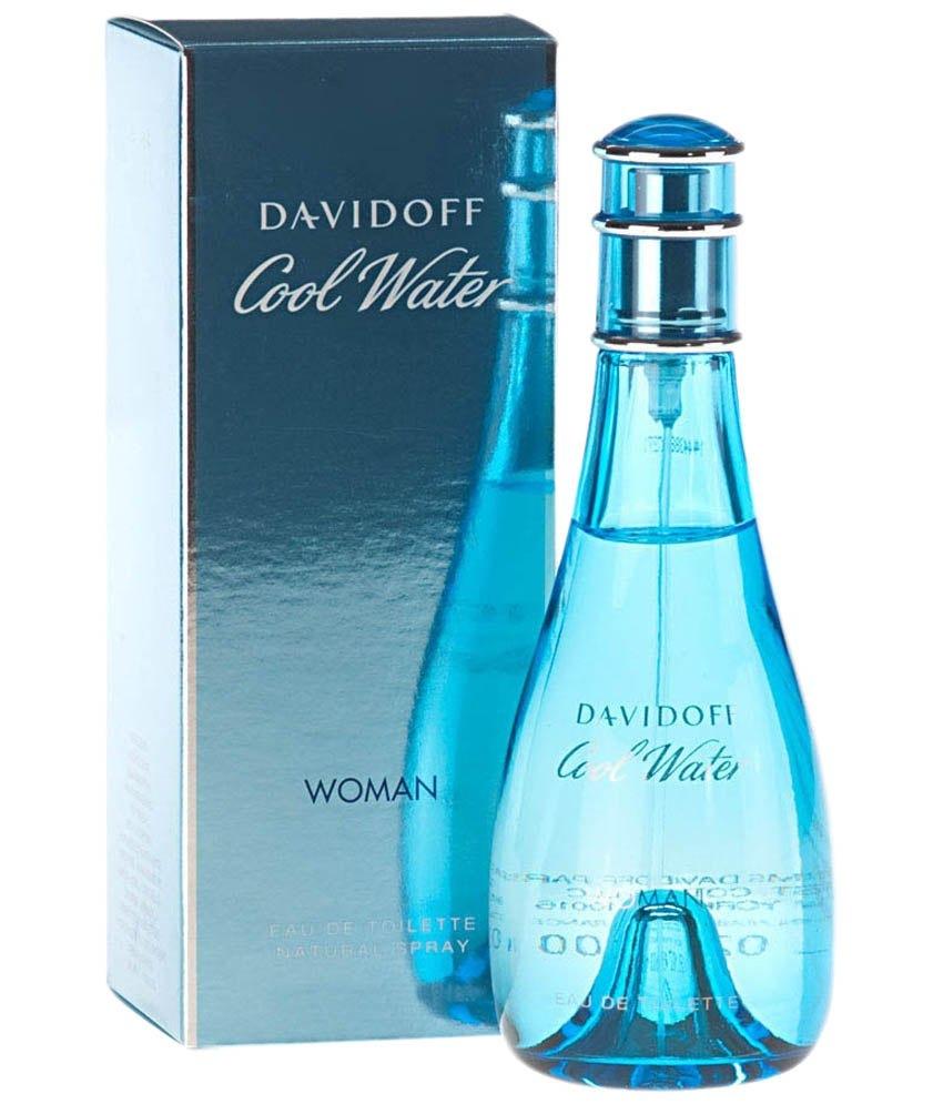 92bdadc1695 DAVIDOFF COOL WATER EDT 100 ML FOR WOMEN - Perfume for Bangladesh