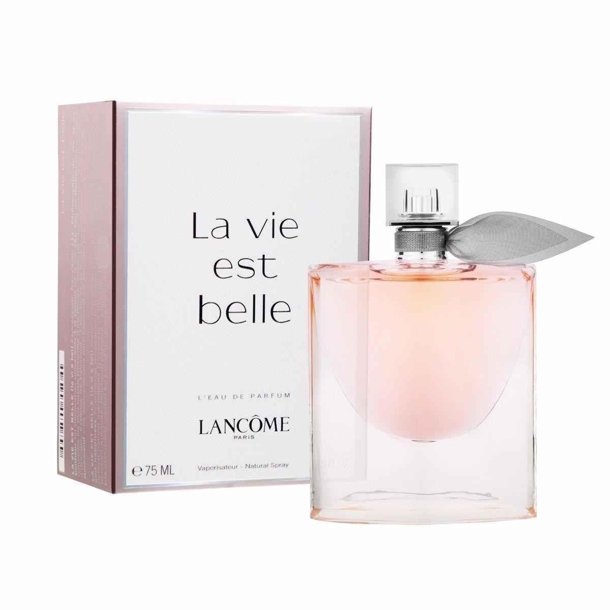 lancome la vie est belle edp 75 ml for women perfume for. Black Bedroom Furniture Sets. Home Design Ideas