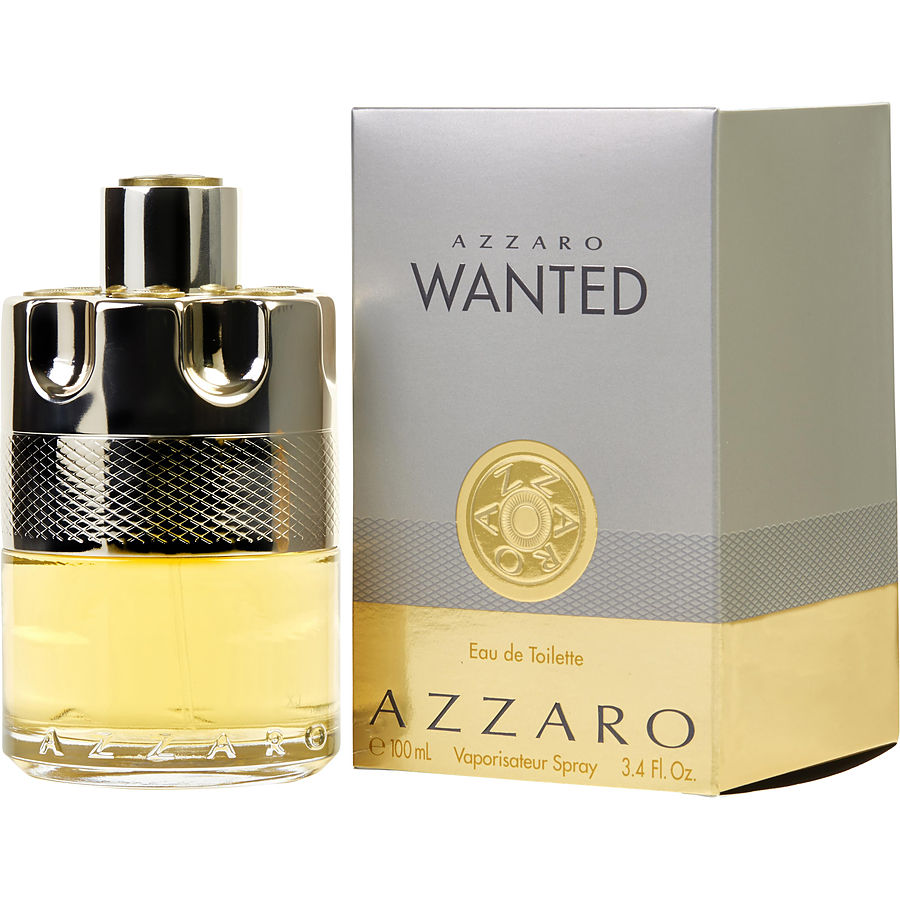 Azzaro Wanted Edt 100ml For Men Perfume For Bangladesh