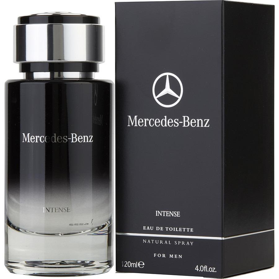 mercedes benz intense men edt 120ml - perfume for bangladesh