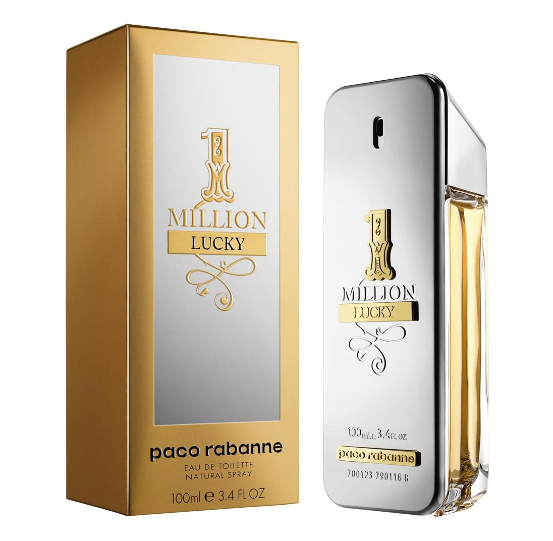 e580dfc979d3f PACO RABANNE 1 MILLION LUCKY MEN EDT 100ML - Perfume for Bangladesh