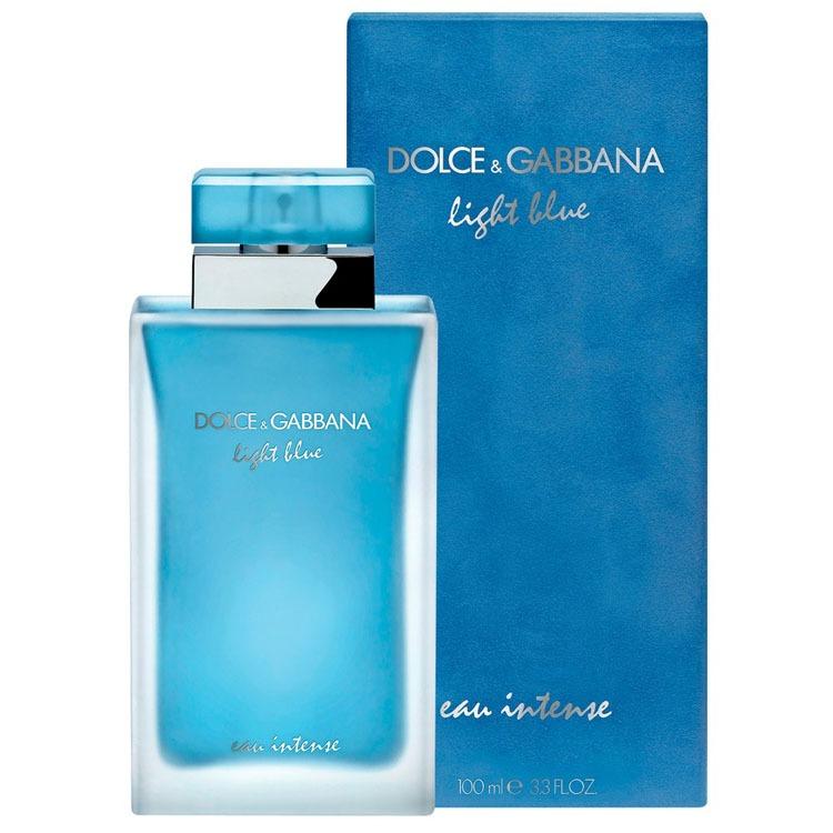 aa7c2e1bdb383 DOLCE   GABBANA LIGHT BLUE EAU INTENSE WOMEN EDP 100ML - Perfume for  Bangladesh
