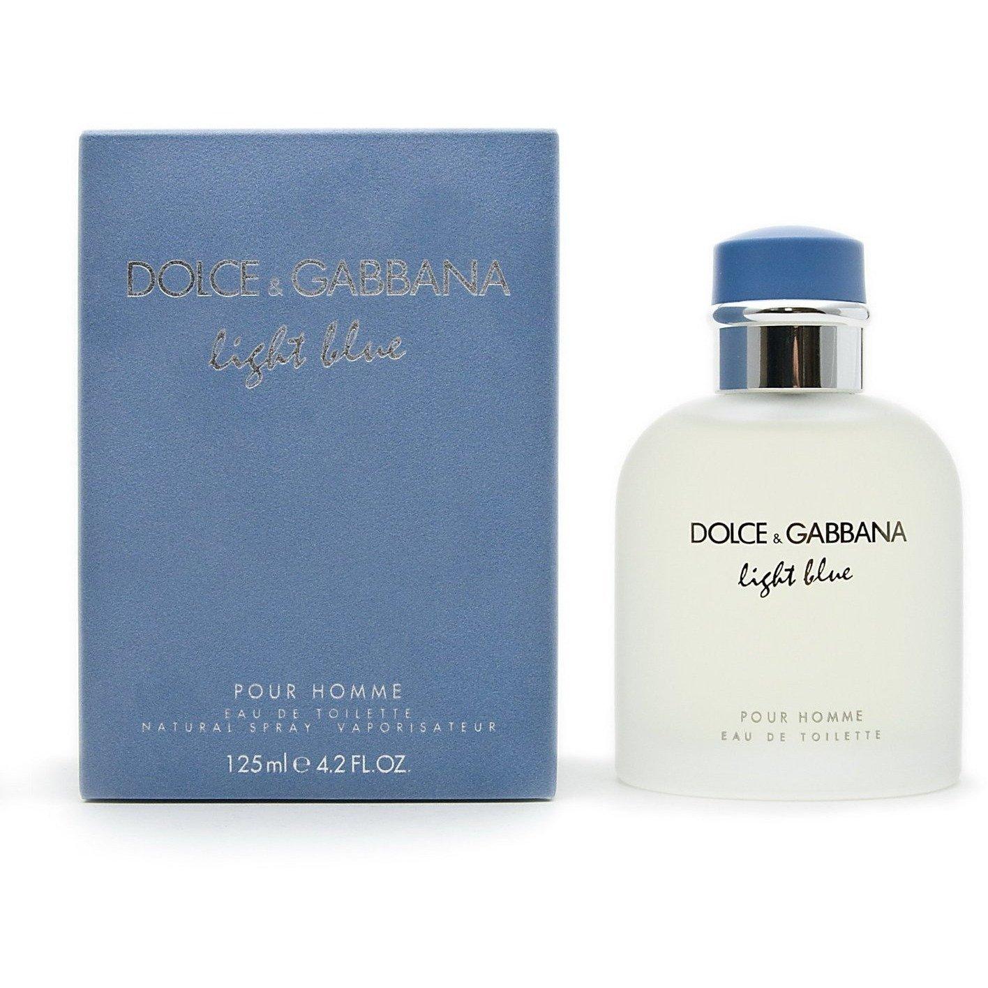 Blue Dolceamp; Gabbana For Light Edt 125ml Men CxWdBoeEQr