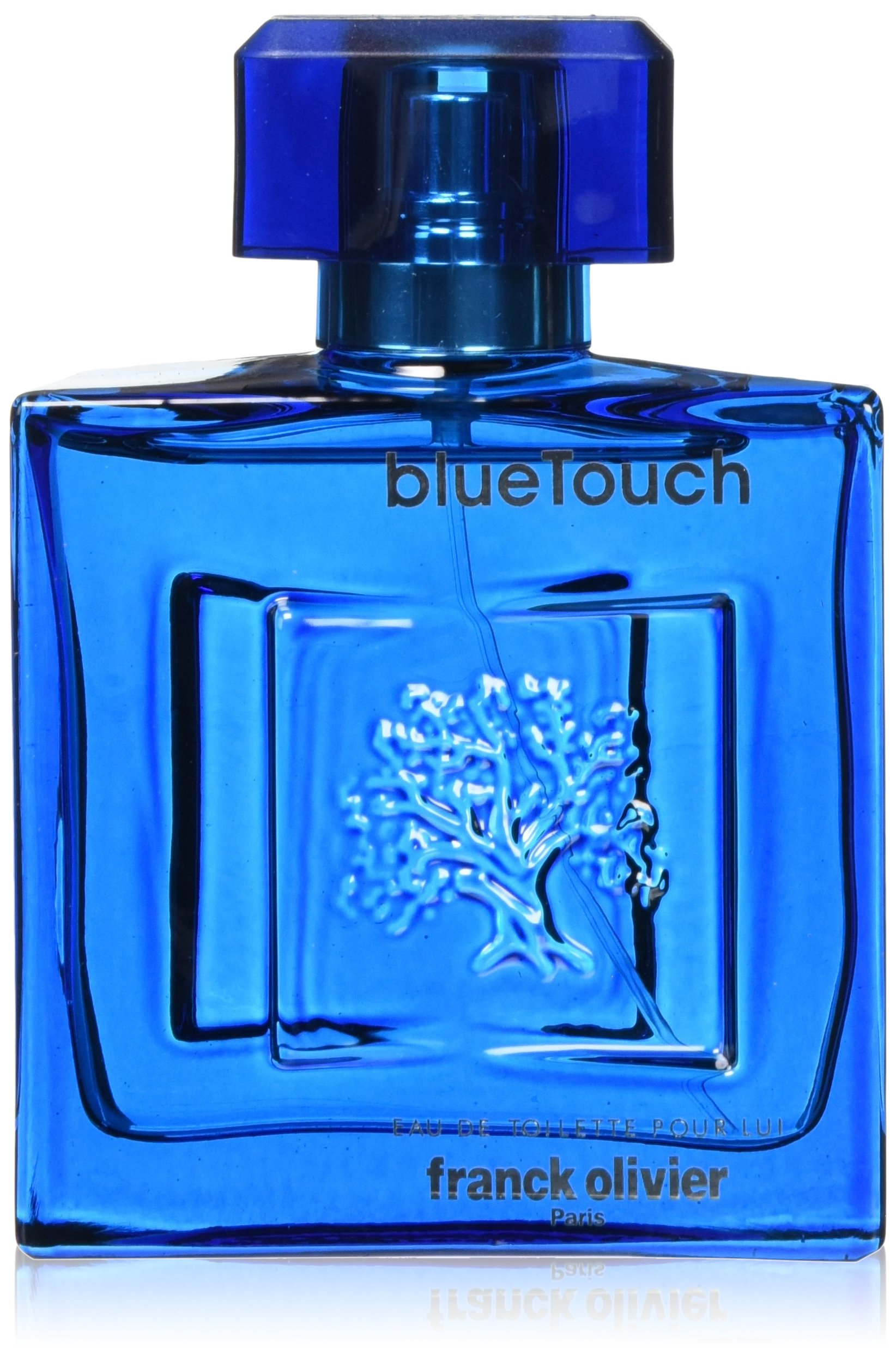 Touch Blue Edt Frank Oliver 100ml IWDH2EY9