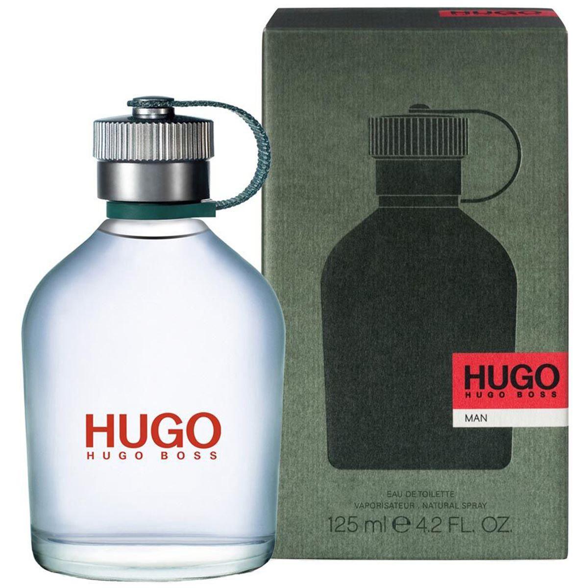 Hugo Boss Green Man Edt 125 Ml Perfume For Bangladesh