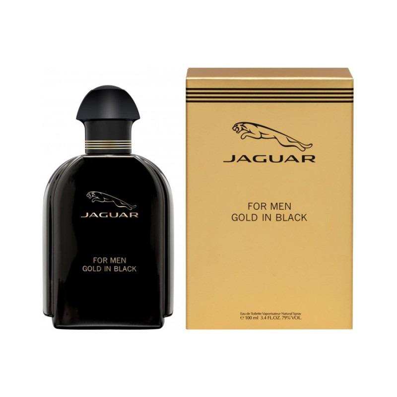 jaguar gold in black edt 100ml for men perfume for bangladesh